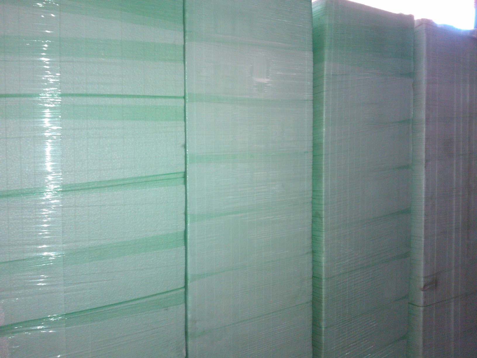Aislamientos y camaras frigorificas en murcia - Planchas de poliestireno extruido ...